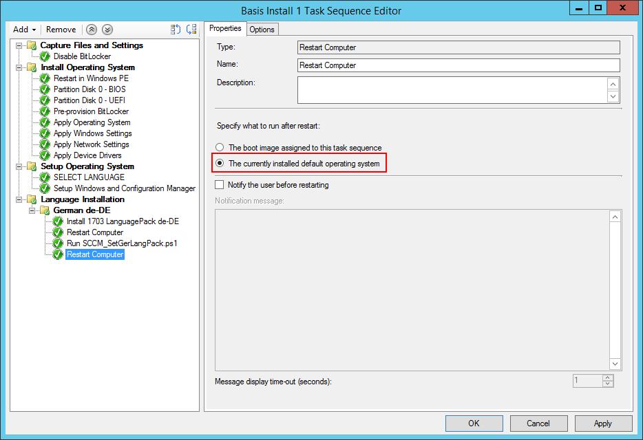Windows 10 – SCCM Language Pack Integration – benecke cloud