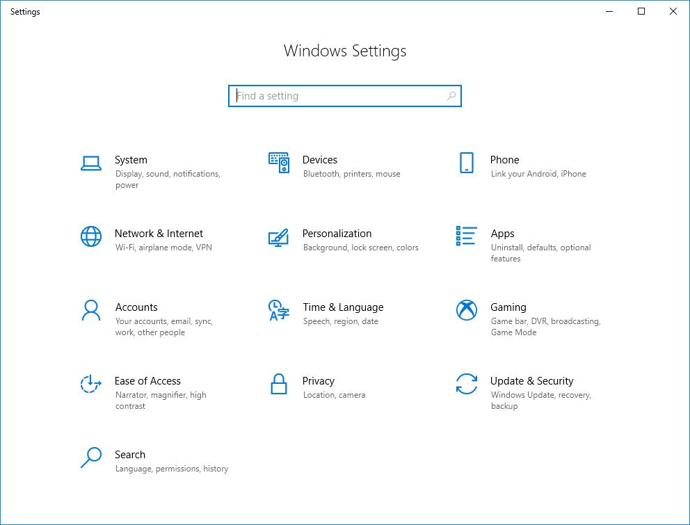 Windows 10 – benecke cloud